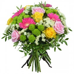 BOUQUET ROND CALINOU