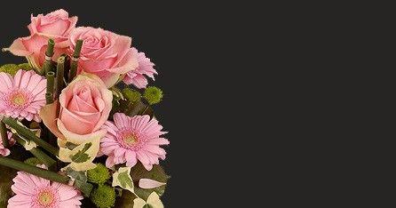 Fetez-le avec des fleurs